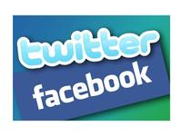 give 2000+ Facebook fans(likes) and 2000+ Twitter followers