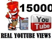 Give you 15000 YouTube Views, 20 likes, 20 subscribers , 10 favorites