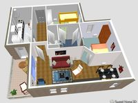 3d design your home/room/space with furniture