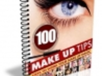 give you 100 make-up tips