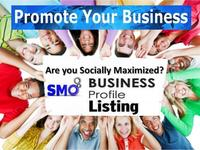 promote your website/business by manually creating profiles in 10 business profile listing sites