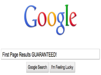 get your webpage in Google's first page